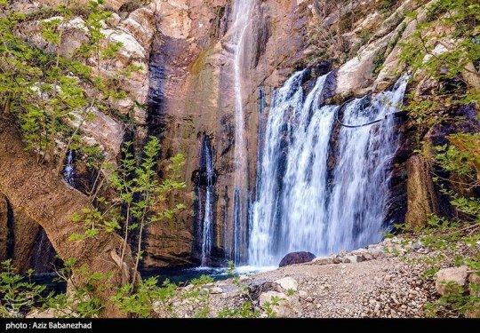 تصاویر/ آبشار وارک لرستان