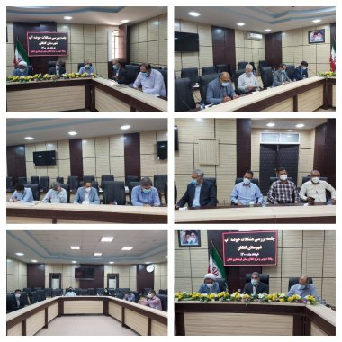 نماینده جنوب استان بوشهر: صنایع مستقر در کنگان و عسلویه مشکلات آبرسانی را افزایش داده است+تصویر