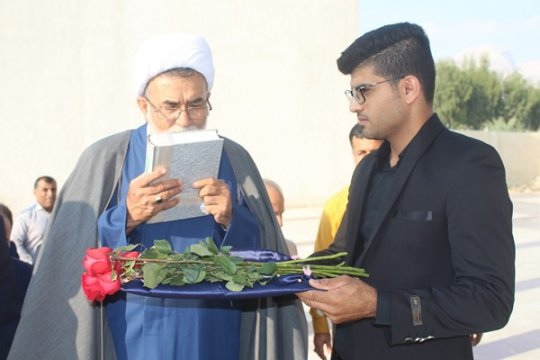 تقدیر و تشکر اقشار مختلف مردم شهرستان عسلویه از حجت الاسلام موسی احمدی نماینده مردم جنوب استان+تصاویر