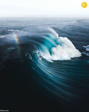 تصاویر/ مسابقه عکاسی اقیانوس ۲۰۲۱
