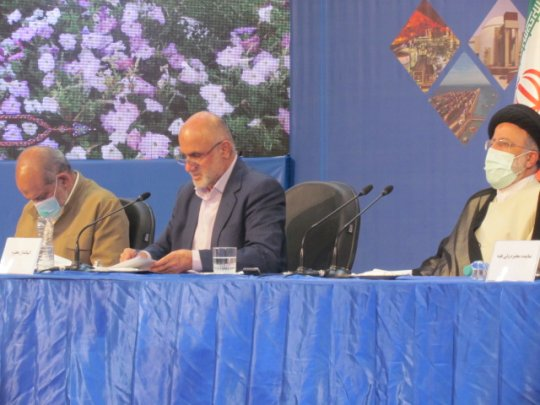 12روز تلاش 5هزارمیلیاردتومان برای استان بوشهر ،خوش آمدی سردار تمام عرصه های انقلاب