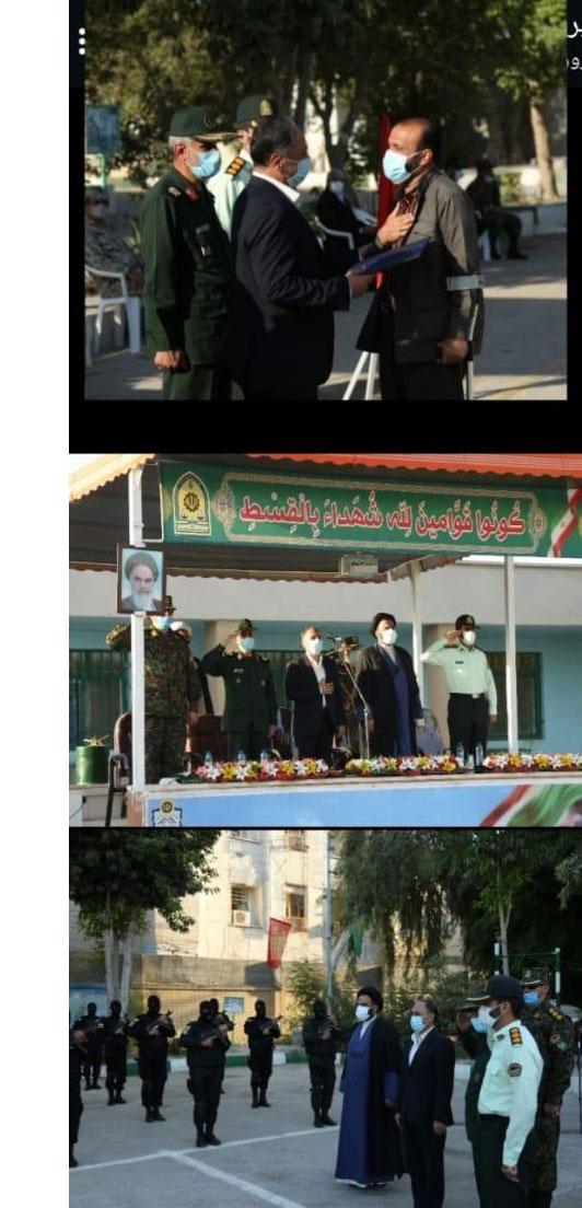 معاون سیاسی ،امنیتی استاندار:استان بوشهر از امنیت پایدار برخوردار است