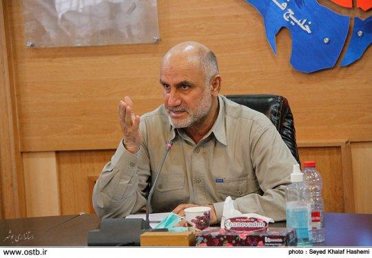 استاندار بوشهر :اختلافات شورا و شهرداری و تخلفات مالی دو آسیب بزرگ در مدیریت شهری است+تصاویر